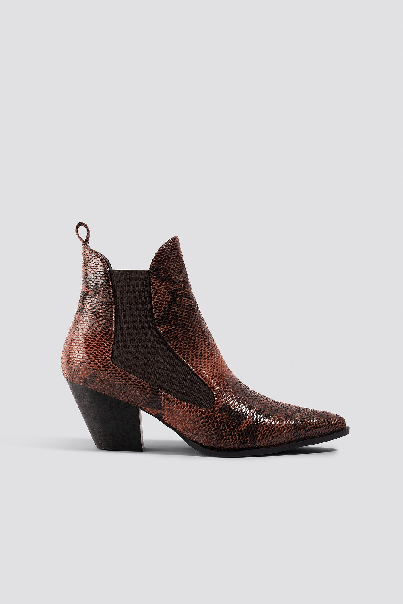 raid -  Flick Ankle Boot - Brown