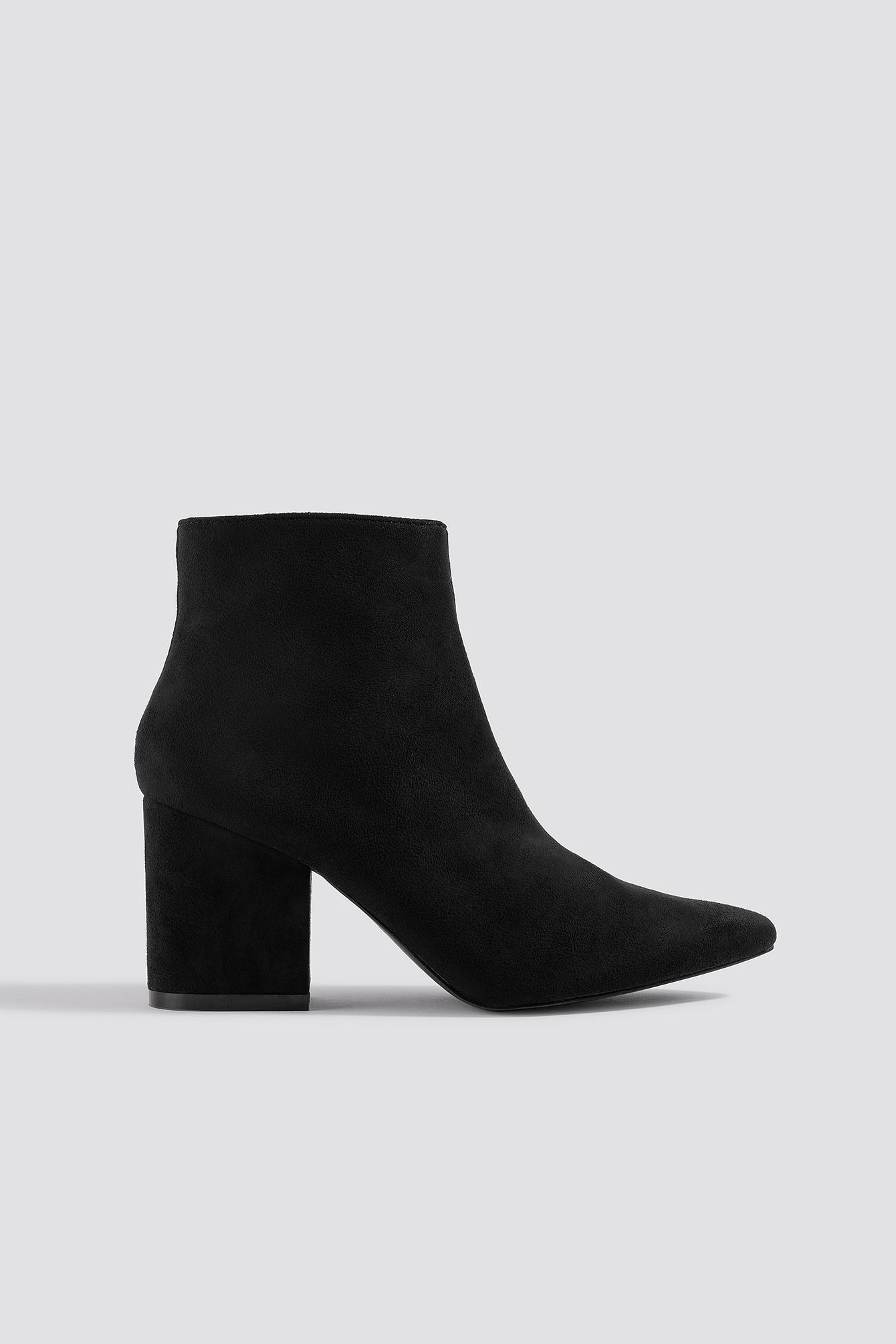 Kola Ankle Boot Black by Raid