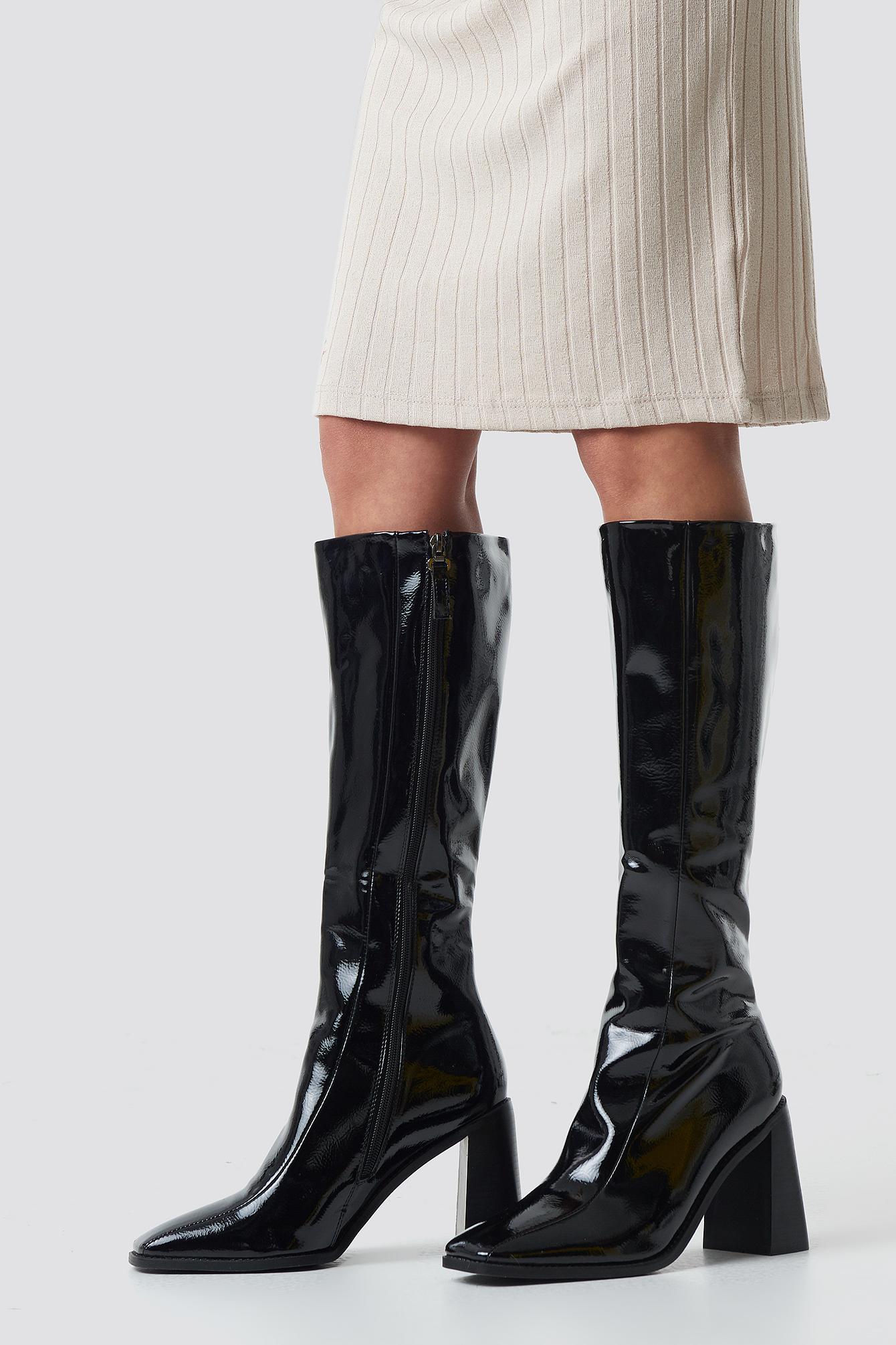 raid -  Lenore Long Boot - Black