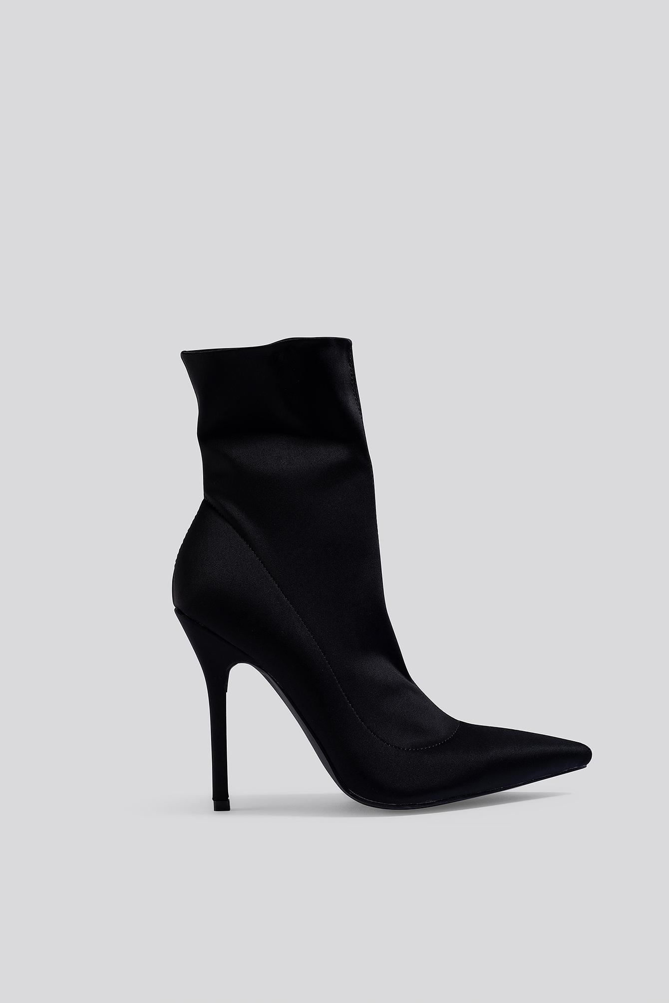 raid -  Presca Ankle Boots - Black