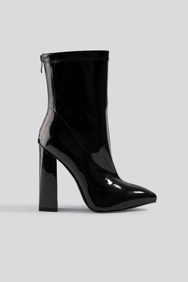 Sasha-1 Ankle Boot Raid