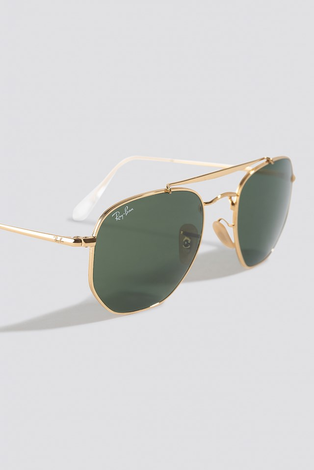 The Marshal Gold/Green
