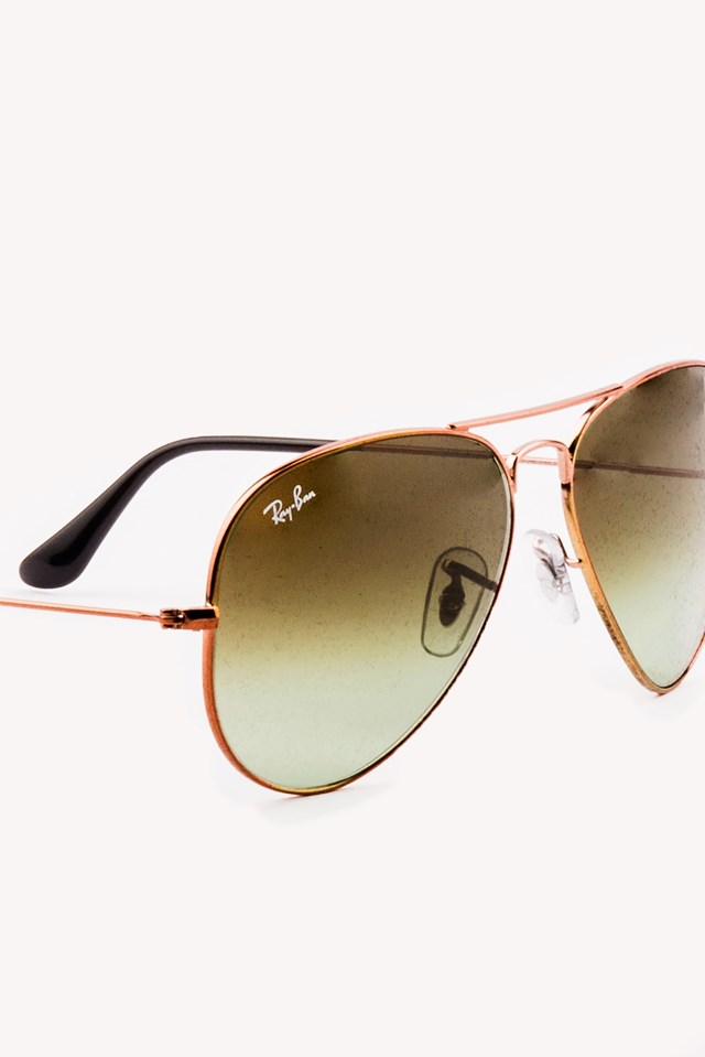 Aviator 1 Green Gradient Brown
