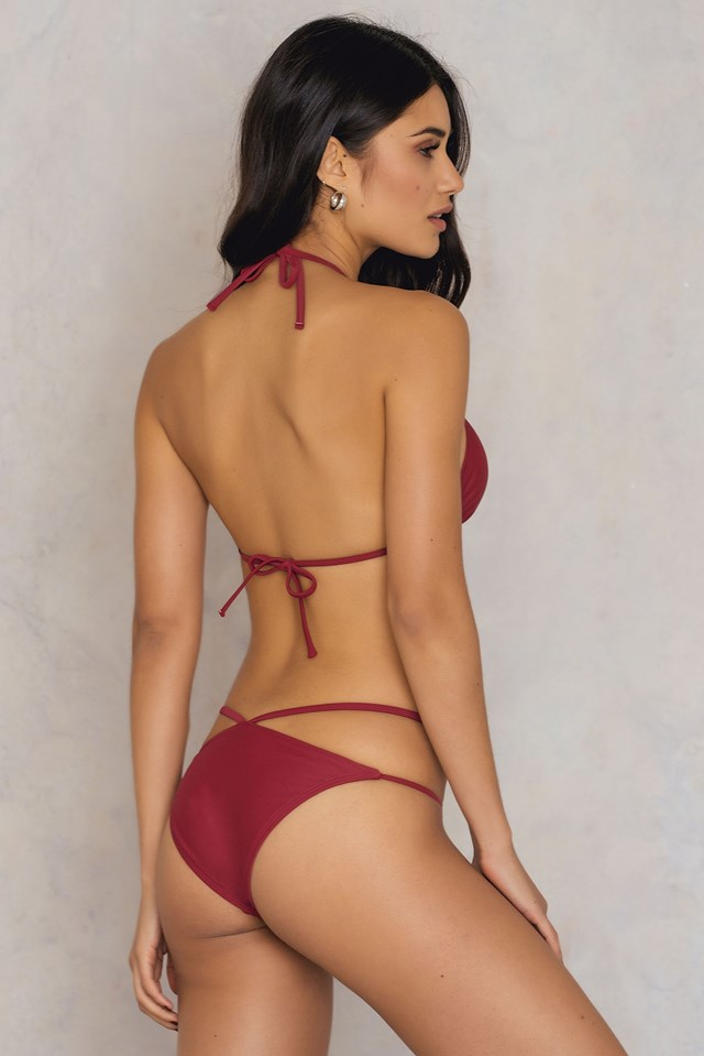 Double Strap Bikini Bottom NA-KD.COM