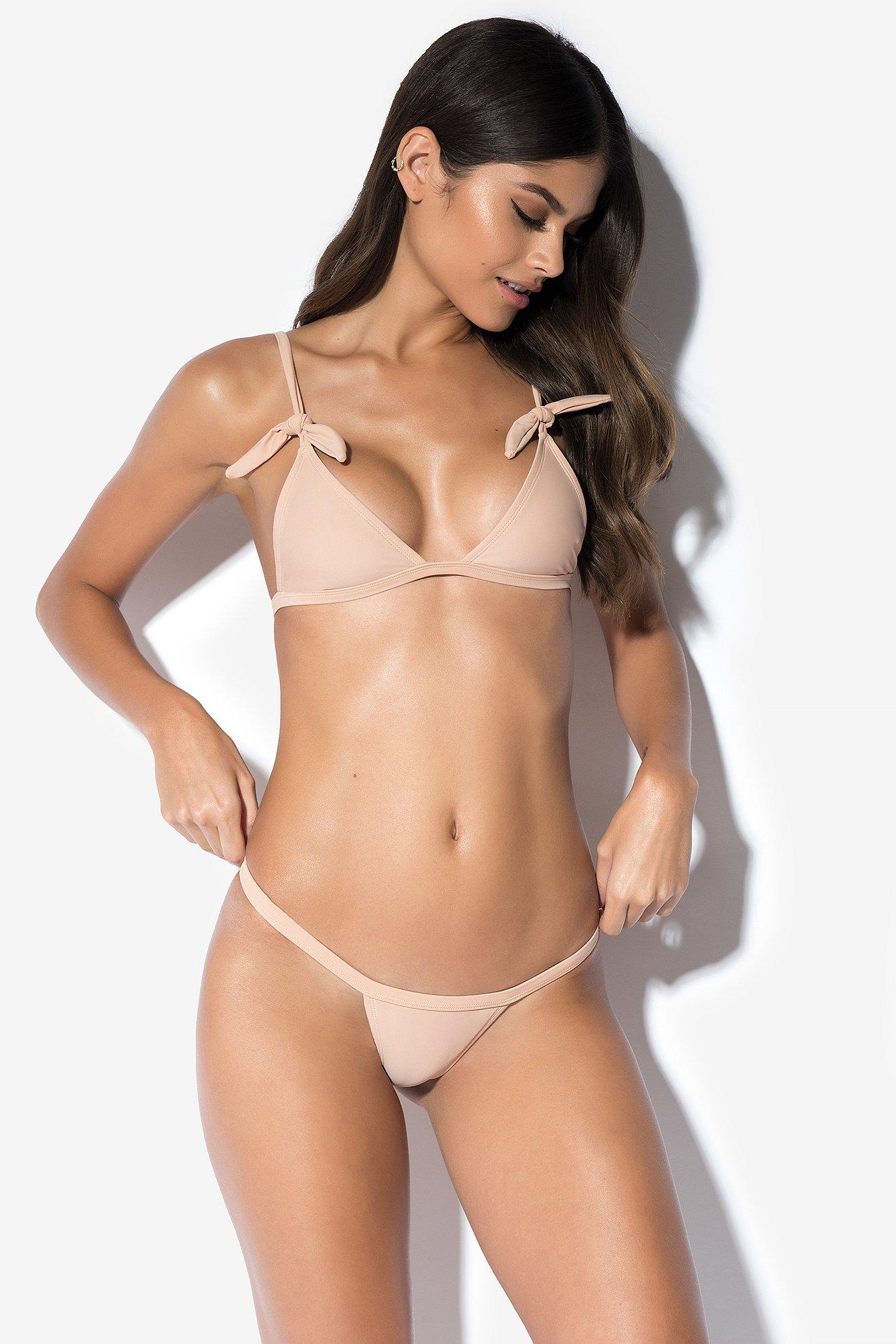 Triangle Bikini Pantie NA-KD.COM