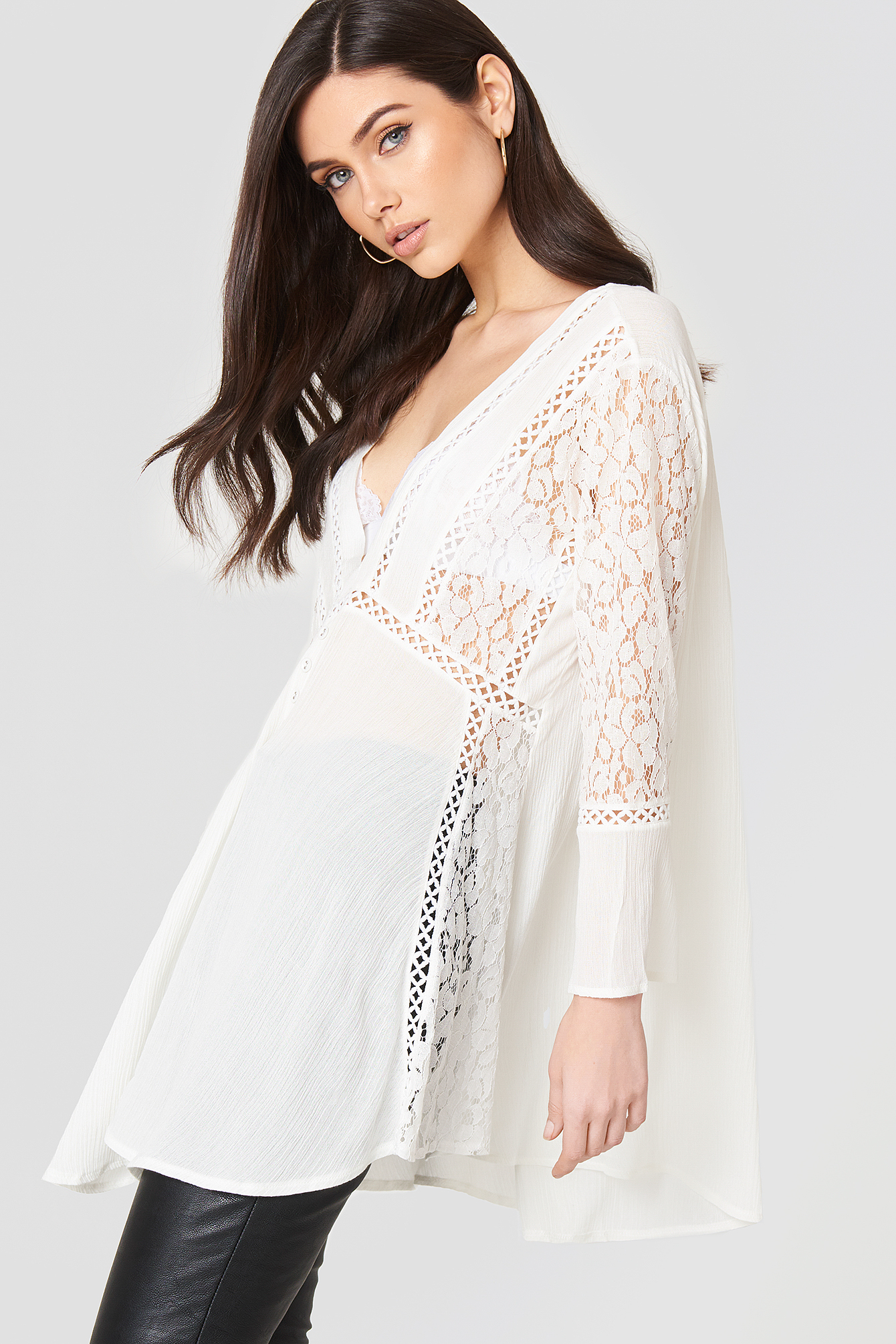 REVERSE A CERTAIN ROMANCE DRESS - WHITE, OFFWHITE