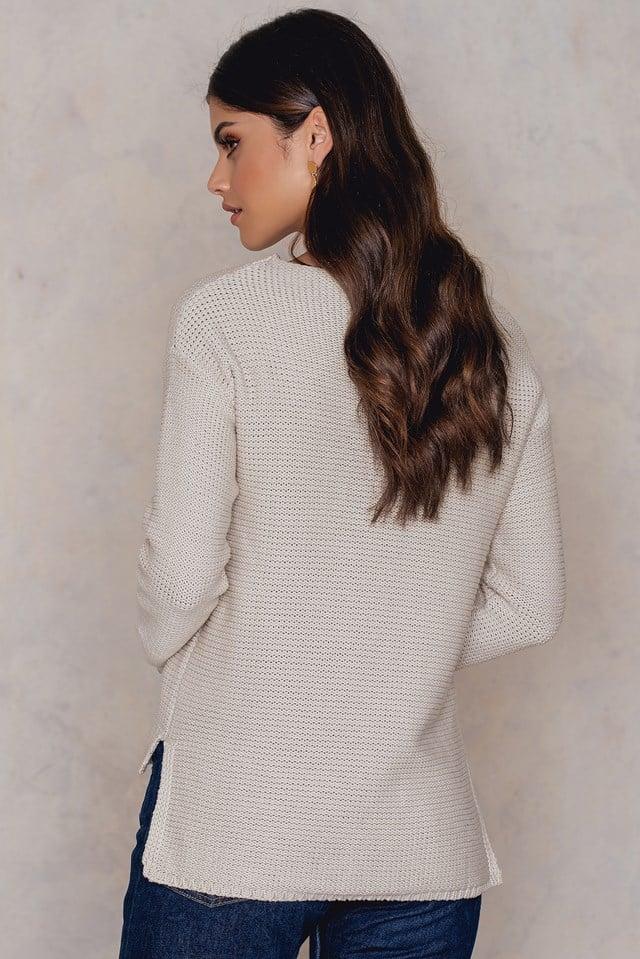 Adelita knit Sand