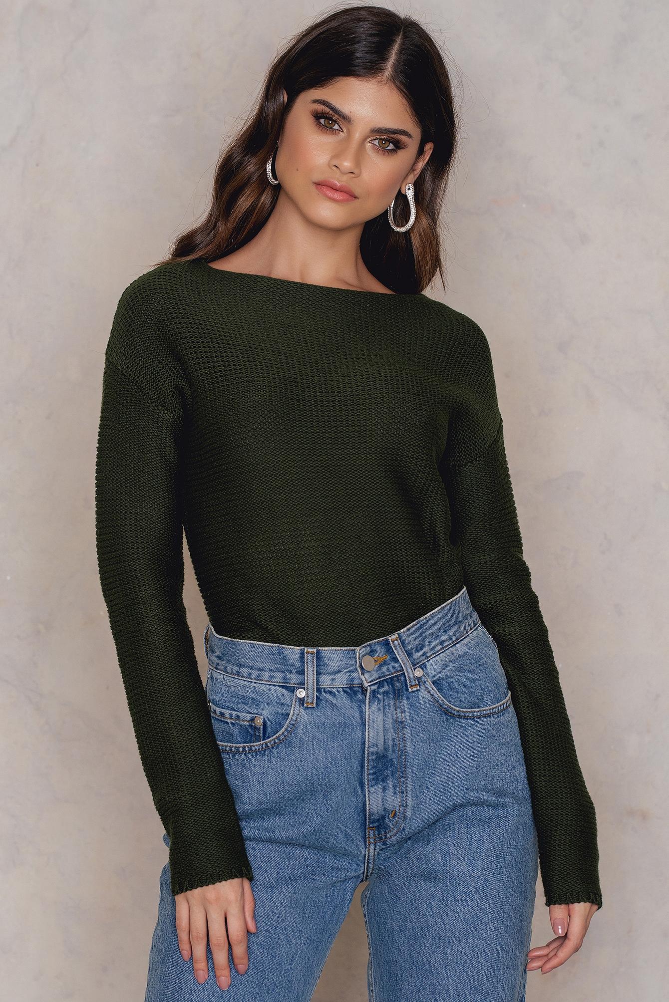 Adelita knit NA-KD.COM