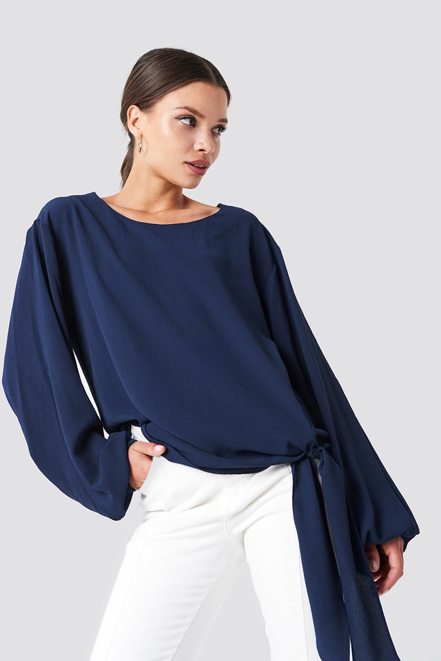 Amera open Sleeve Blouse Rut&Circle