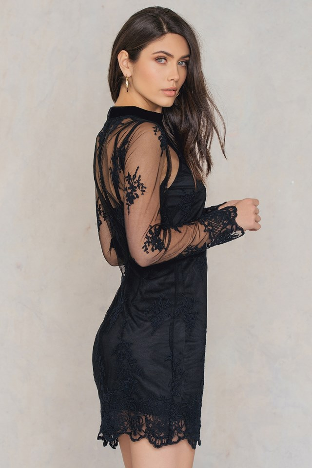 Amina Dress NA-KD.COM