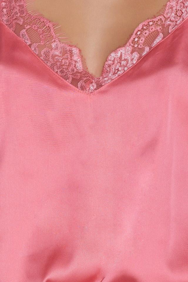 Cherry singlet Pink