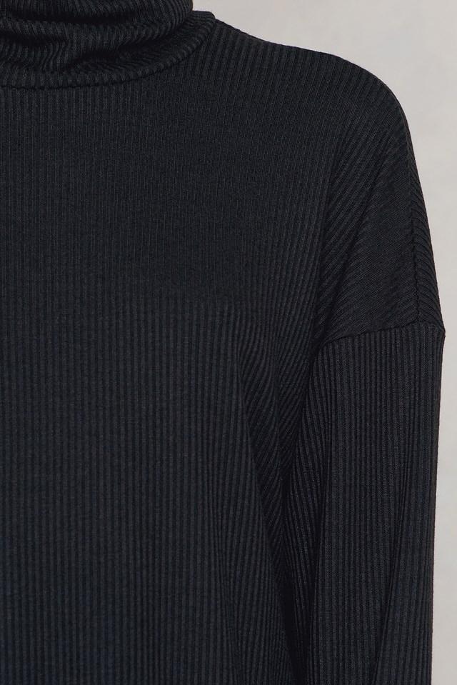 Cicci rib knit polo NA-KD.COM