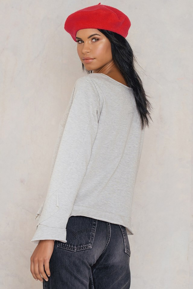 Andrea Frill Sweat LT Grey