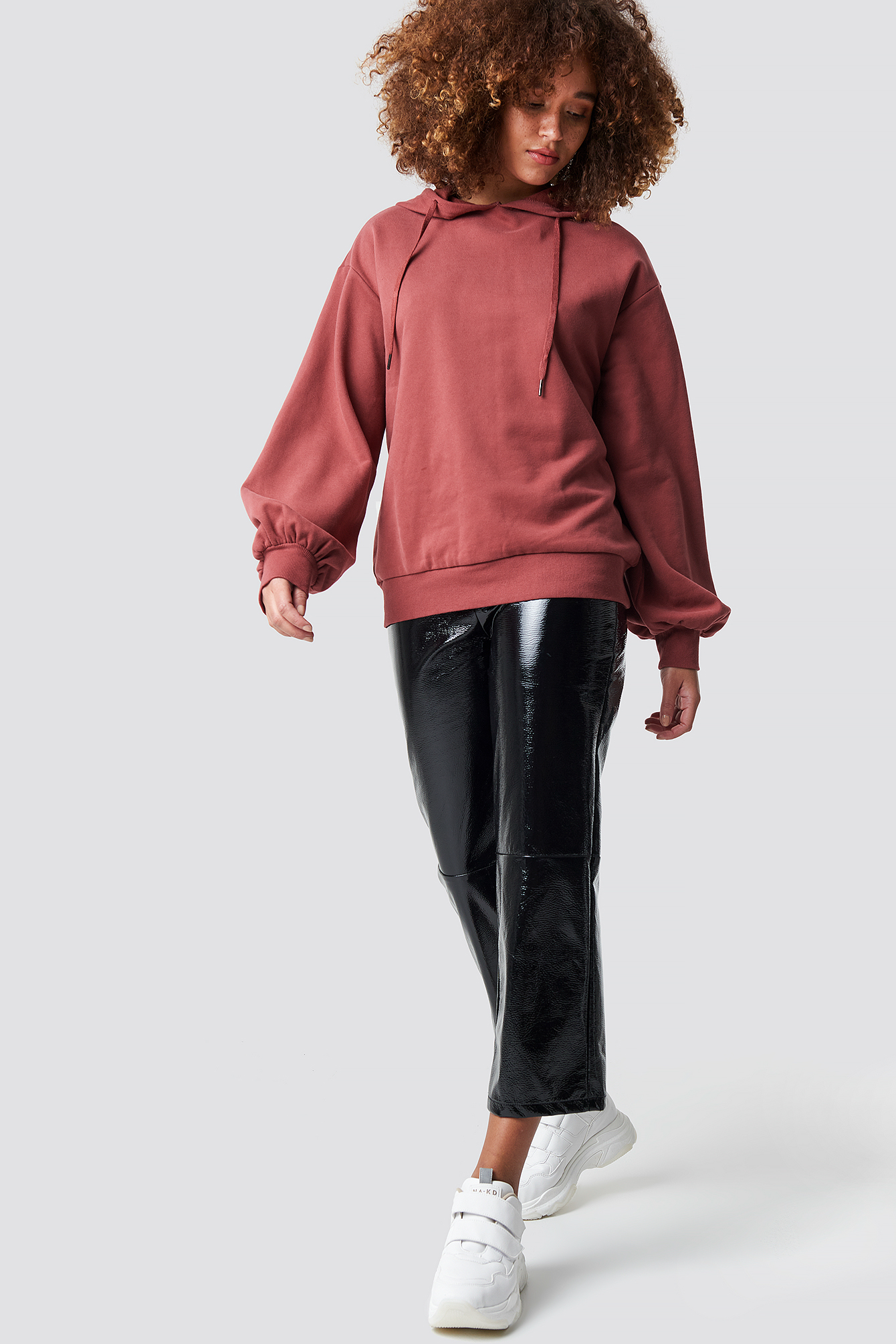 Balloon Sleeve Sweatshirt  NA-KD.COM