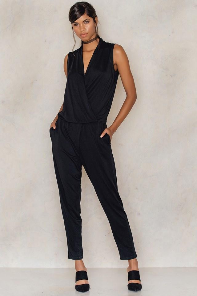 Sonya jumpsuit Black