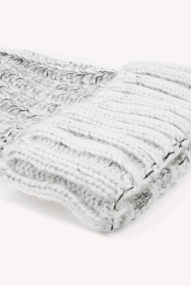 Tilda fold up beanie Creme Comb