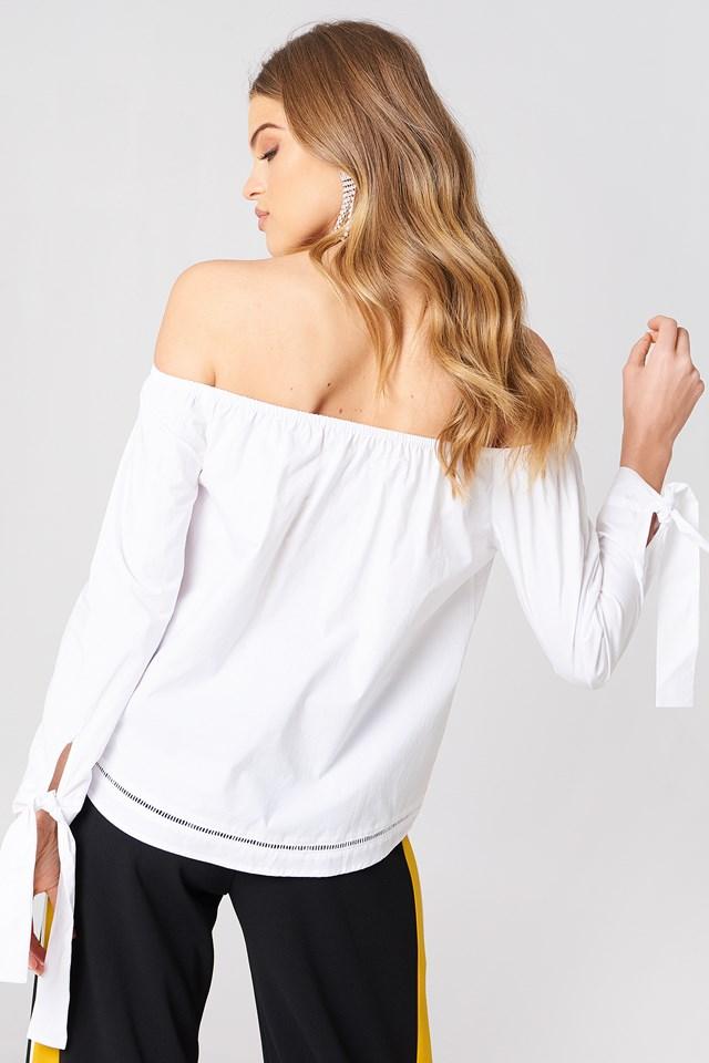 Dana shirt White
