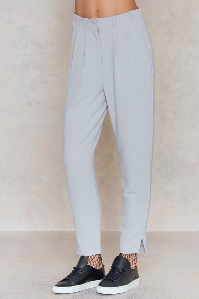 Delia pant Grey