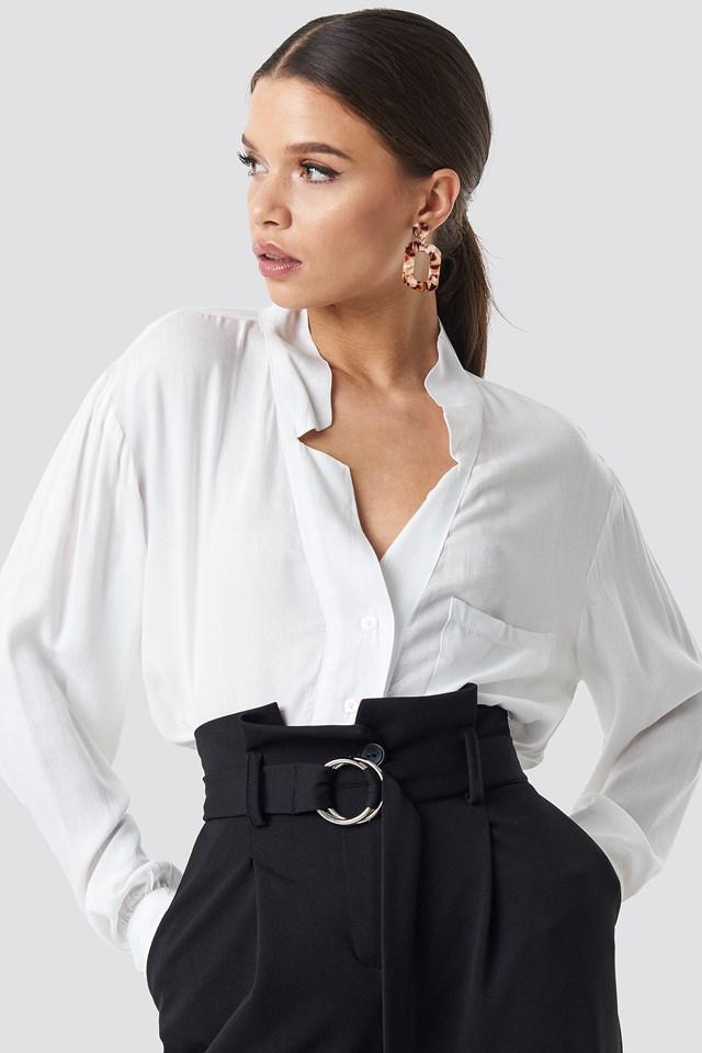 Ella Shirt White