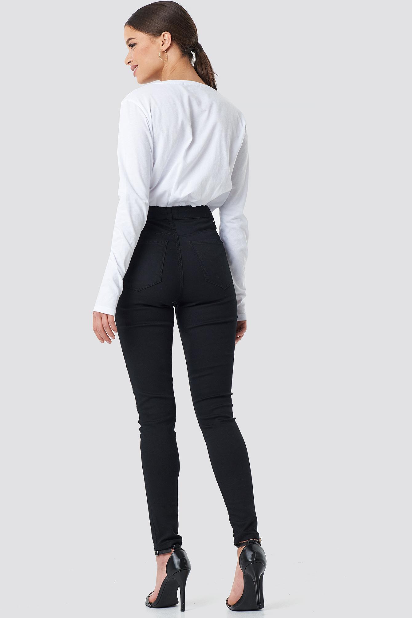 Ellen High Waist Pant NA-KD.COM
