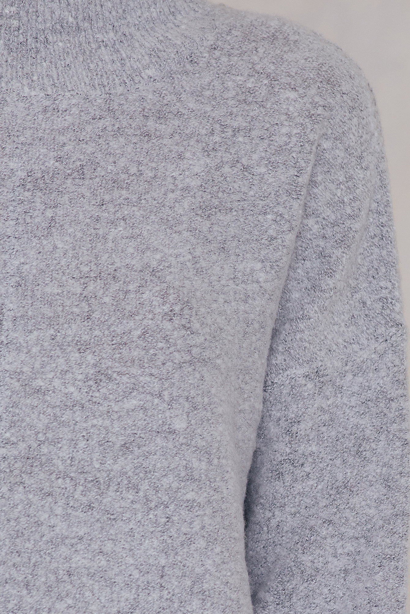 LT Grey Erica Knit