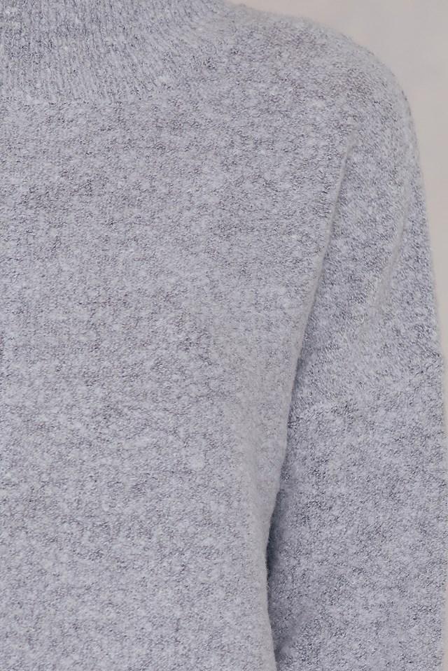 Erica Knit LT Grey
