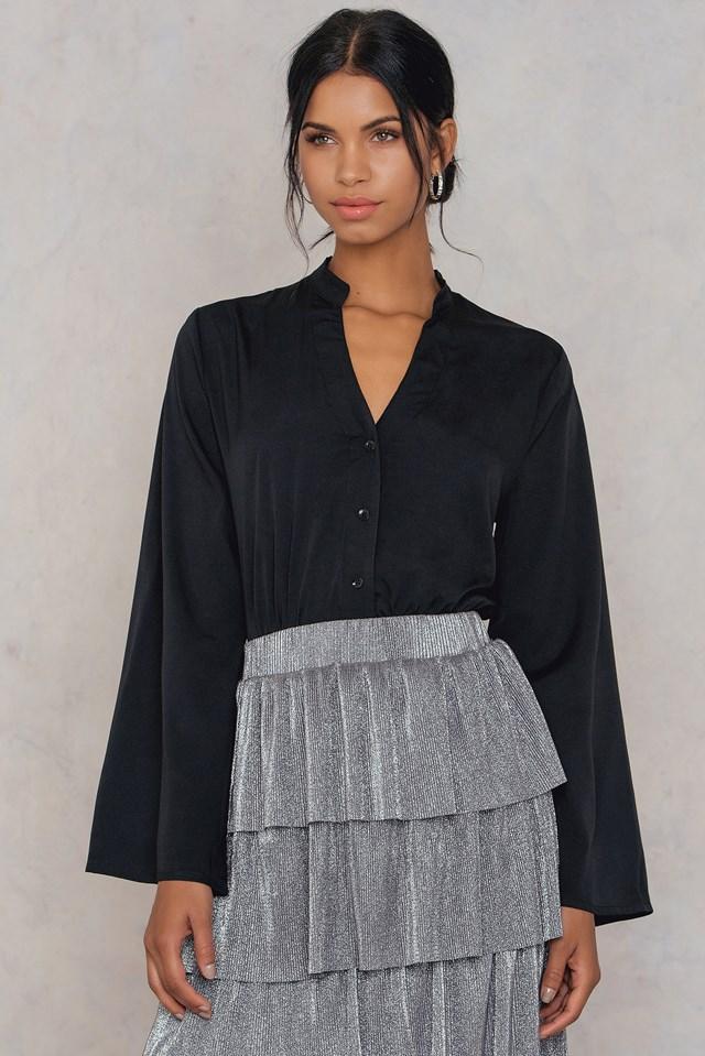 Erika blouse Black