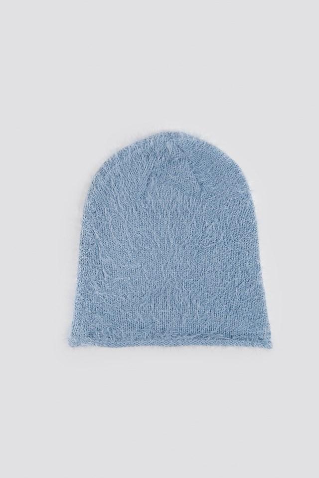 Ferdone Beanie Mid Blue