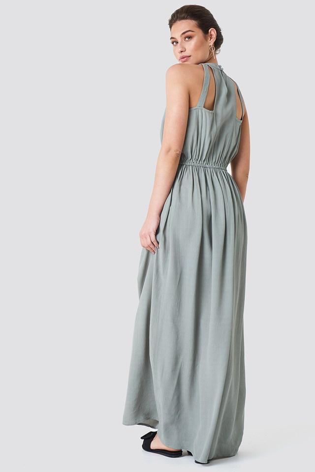 Hip Long Dress NA-KD.COM