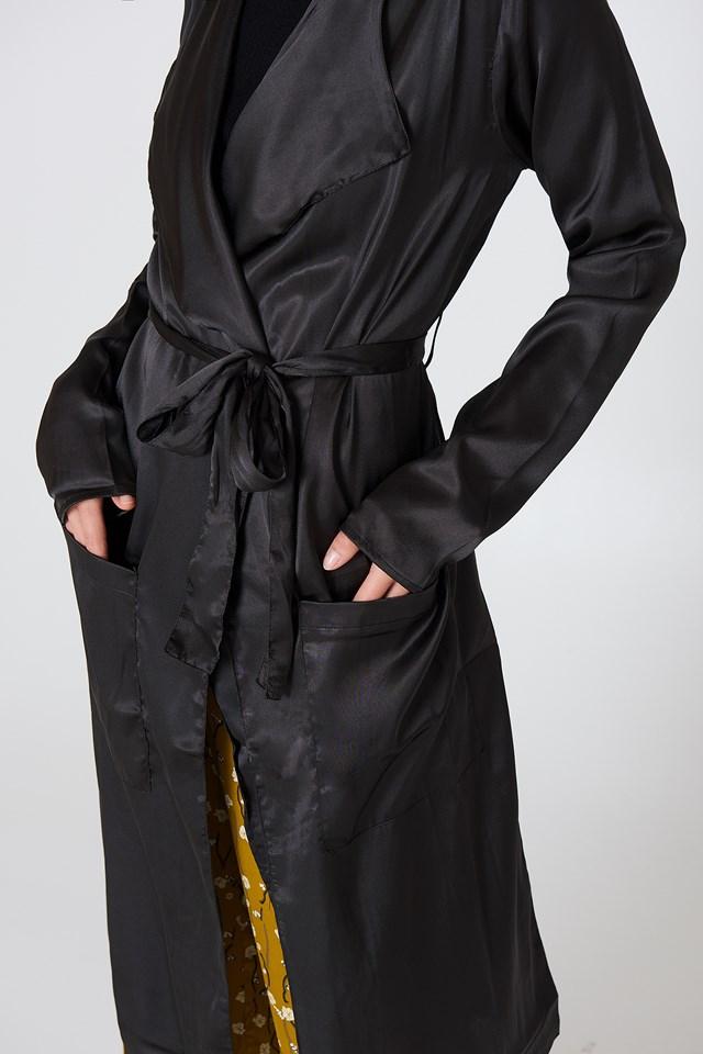 Issie jacket Anthracit