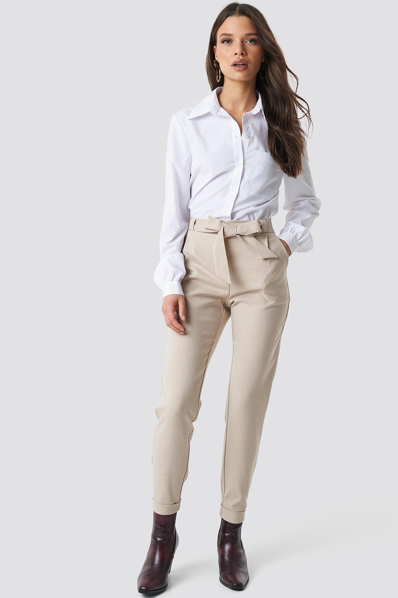 Jenny Suit Pant NA-KD.COM