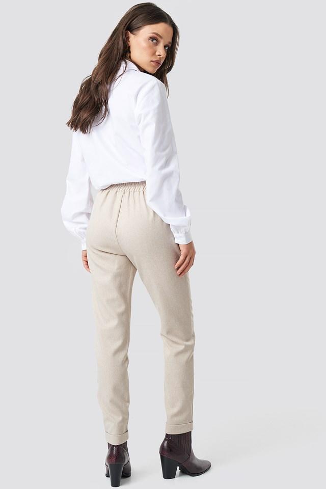 Jenny Suit Pant Sand