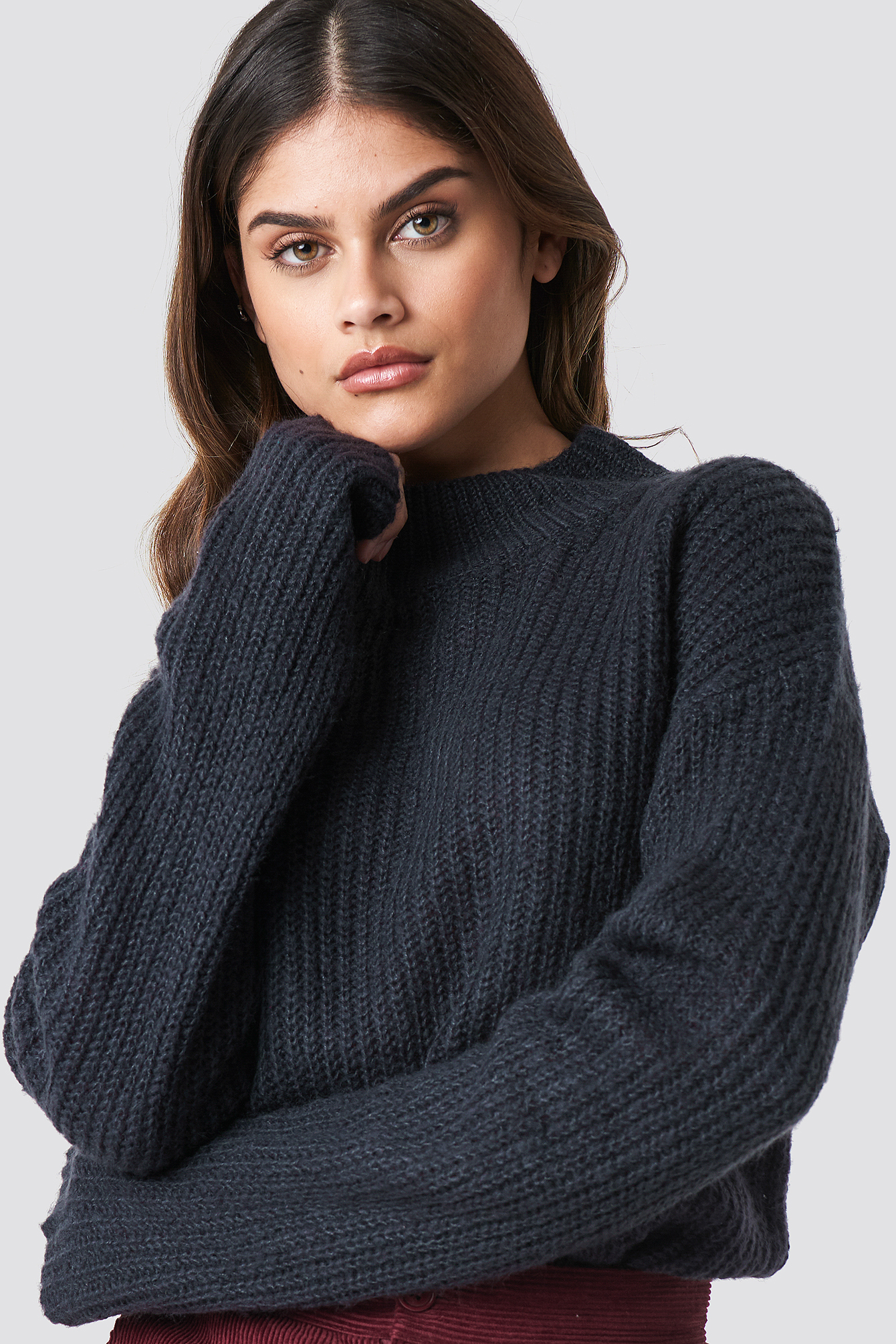rut&circle -  Kelly Knit - Blue