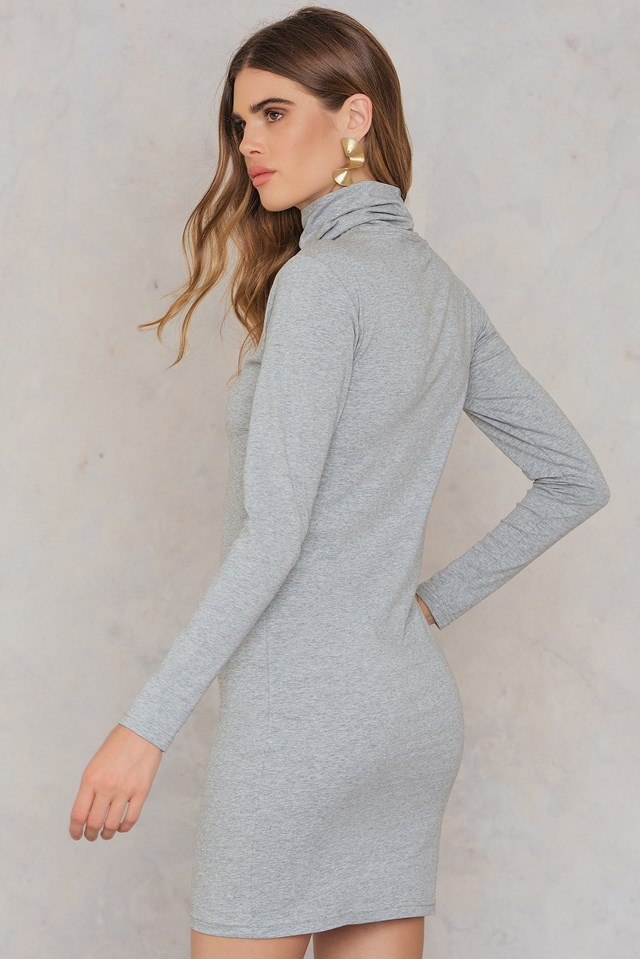 Malin polo dress NA-KD.COM
