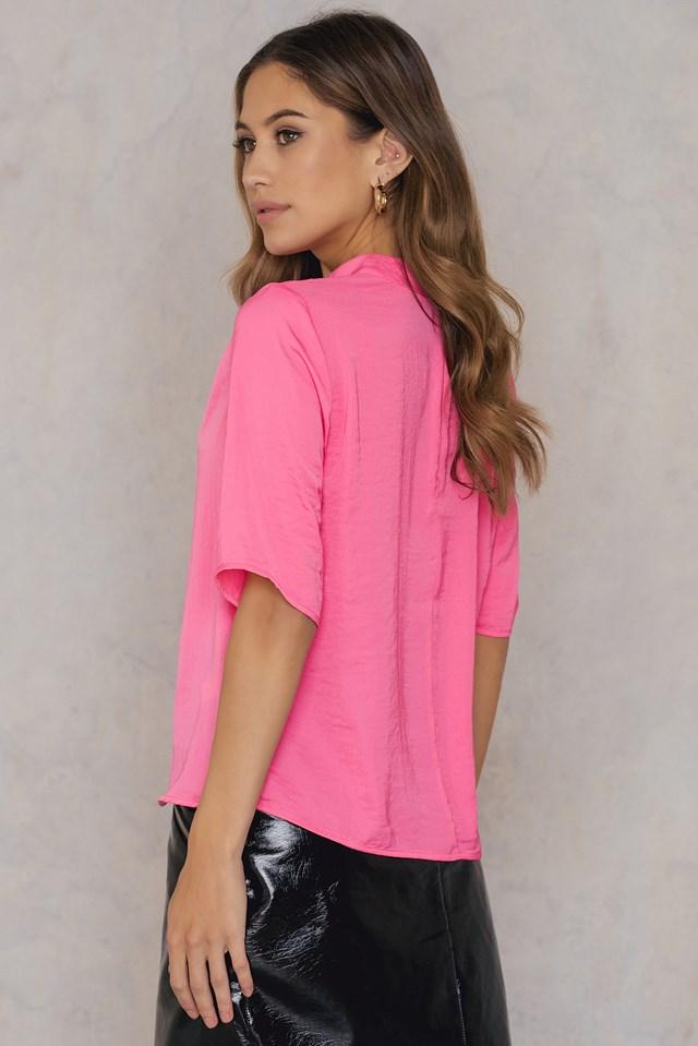 Maria Blouse Pink