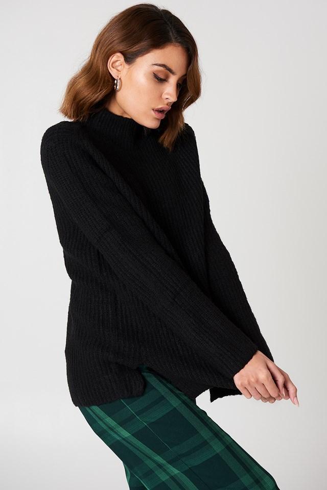 Marielle knit Black