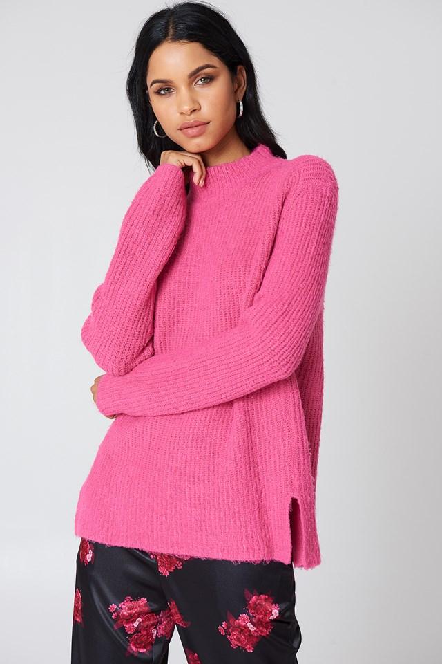 Marielle knit Pink