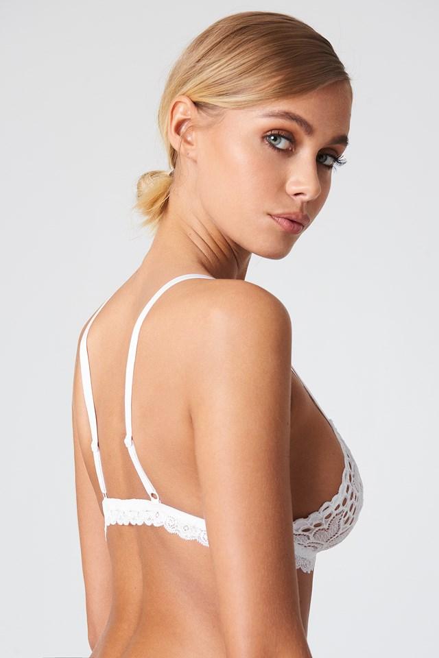 Nickie bra White