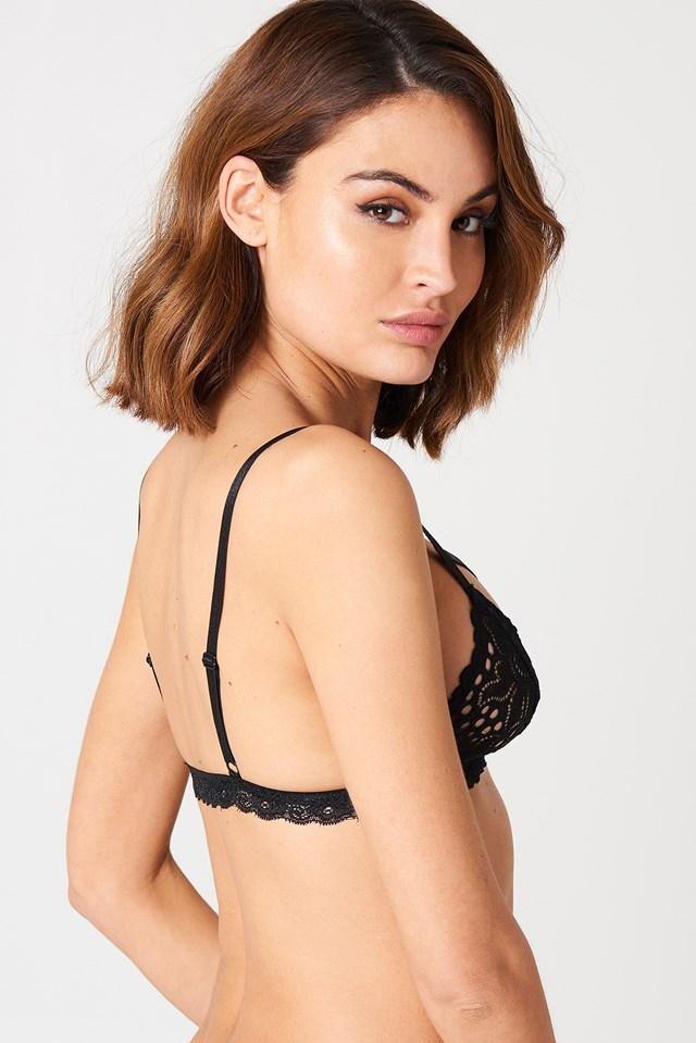 Nickie bra Black