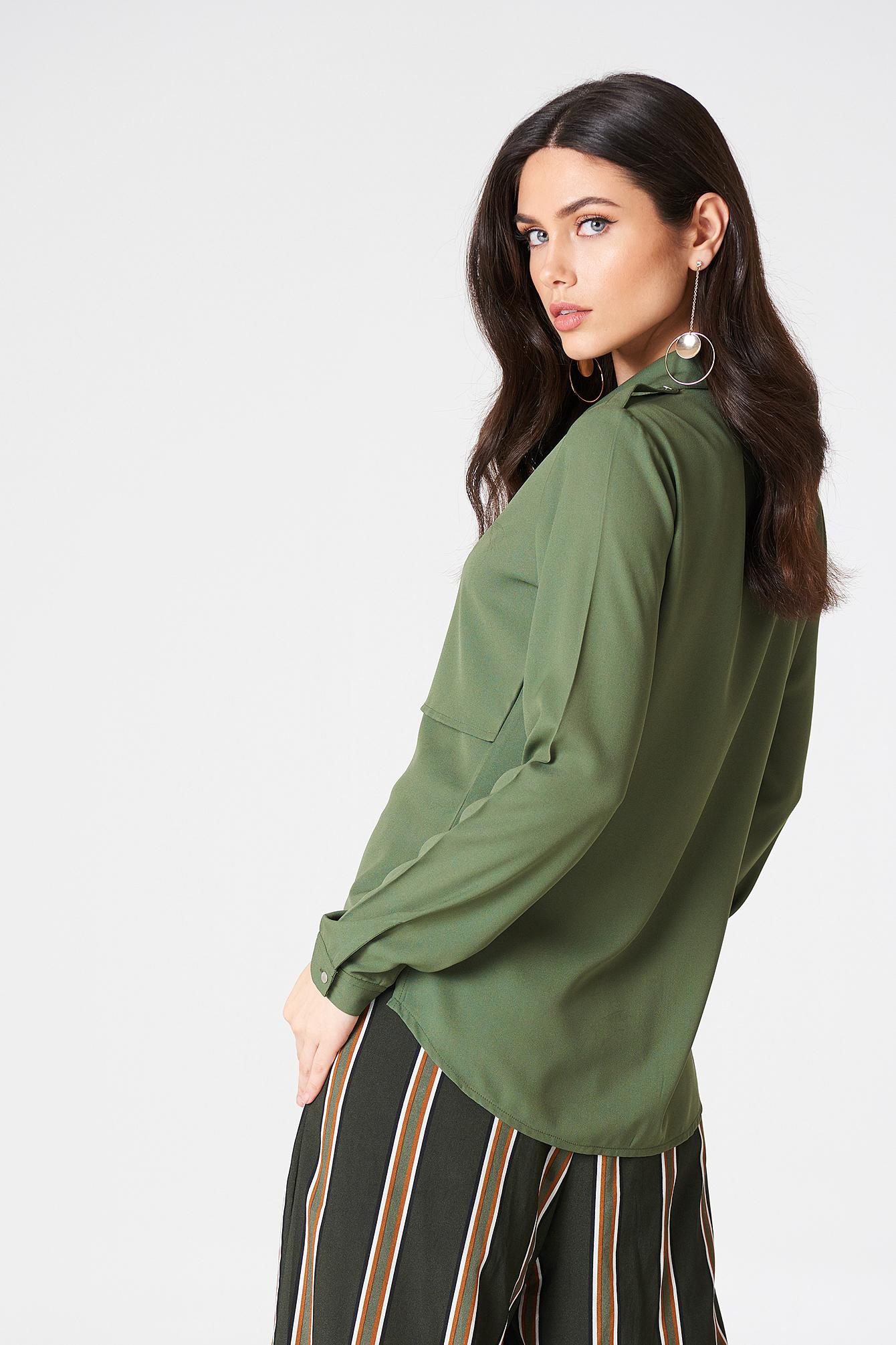 Penny Shirt NA-KD.COM