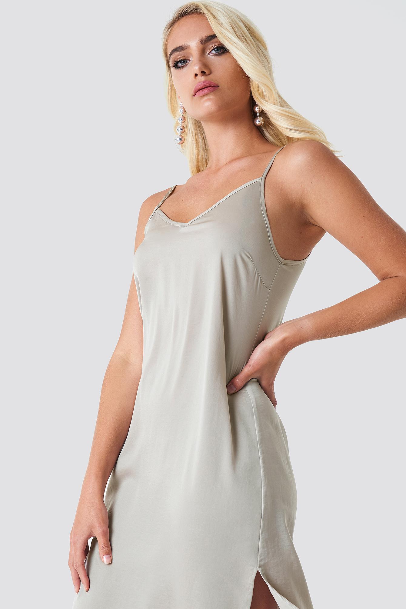 Philippa Strap Dress NA-KD.COM