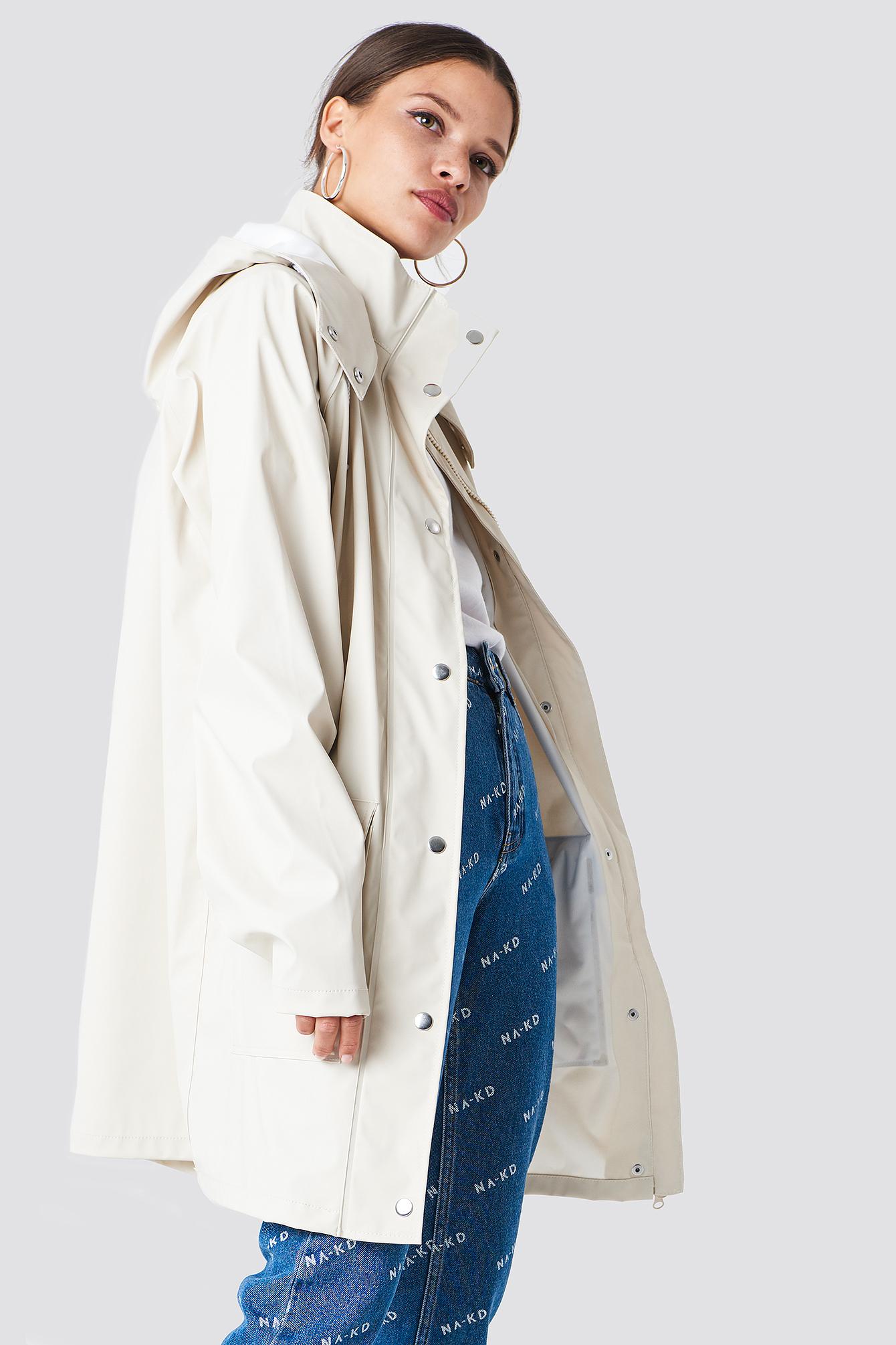 Rain Jacket NA-KD.COM