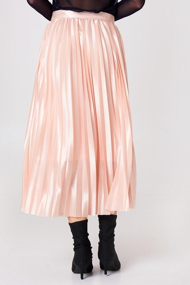 Stina Skirt Pastel Pink
