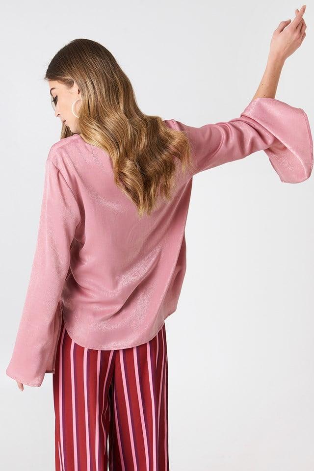 Tova Blouse Pastel Pink