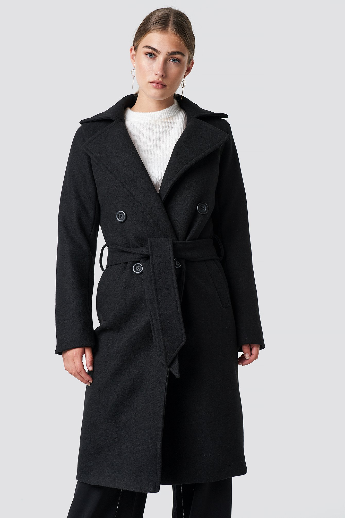 Tove Long Coat NA-KD.COM