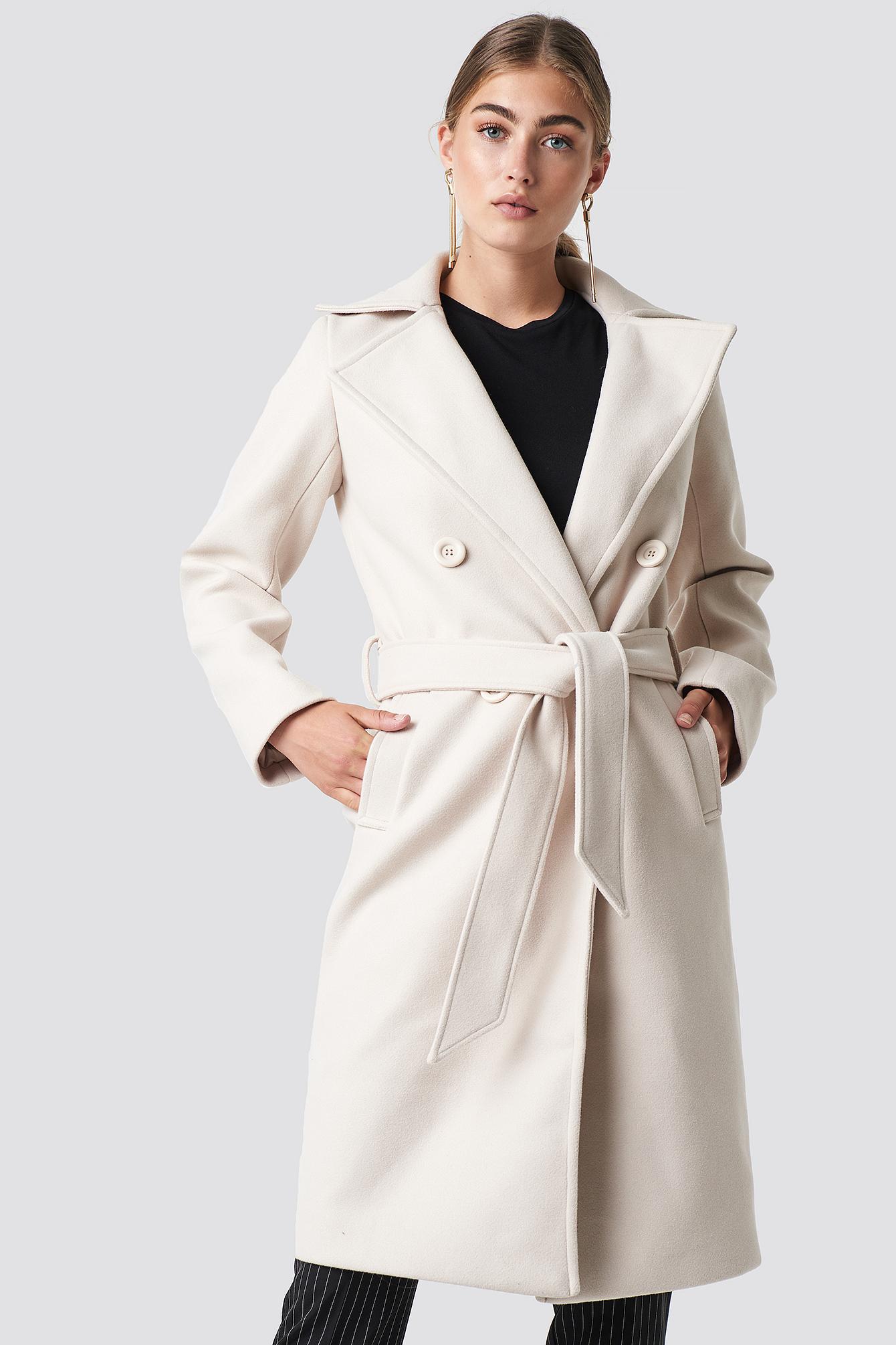 Tove Long Coat NA-KD.COM