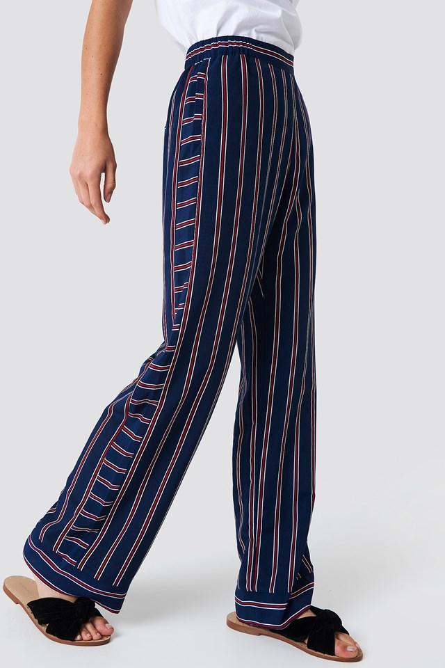 Vega Stripe Pt Red Stripe