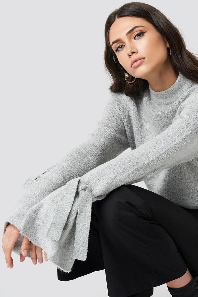 Vera knot knit NA-KD.COM