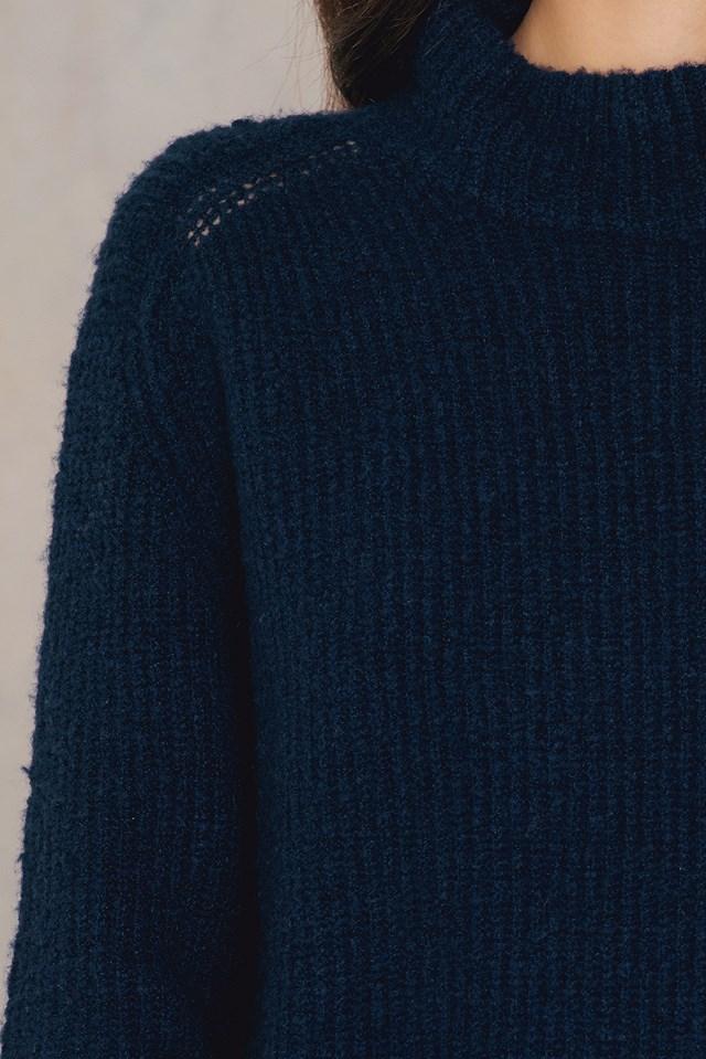 Vera Rib Pullover NA-KD.COM