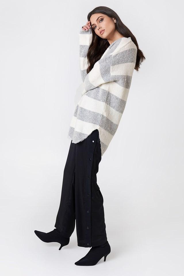 Winnie Stripe Knit NA-KD.COM